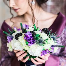 Wedding photographer Olga Gaydukova (Princesskina). Photo of 20.02.2017