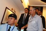 記協對香港外國記者會(FCC)第一副主席馬凱被拒入境表示震驚