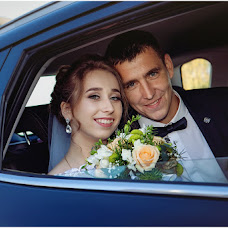 Wedding photographer Aleksandr Morozov (msvsanjok2). Photo of 19.10.2018