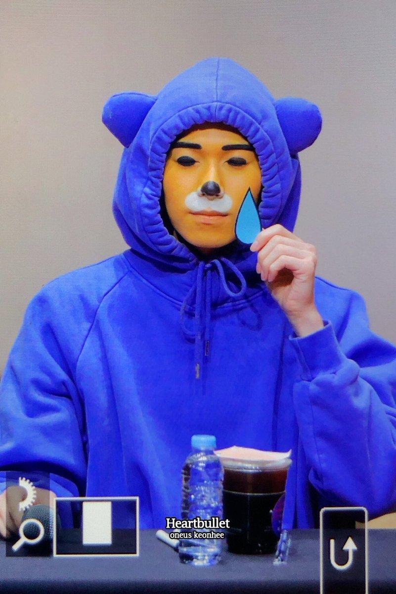 keonhee costume