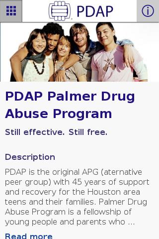 PDAP app