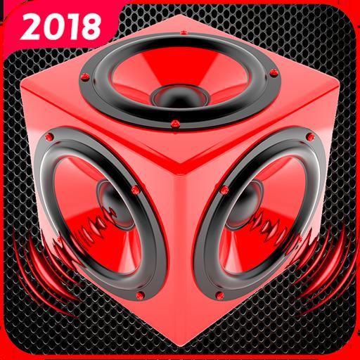 Volume control & equalizer music 2018