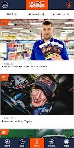 WRC – The Official App 3