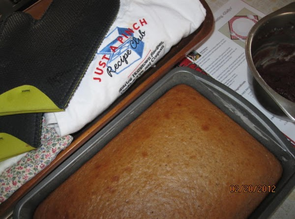 """THIS IS THE BEST PART:  """"BAKE UNTIL JUST ABOUT DONE"""", her very words!  For..."""