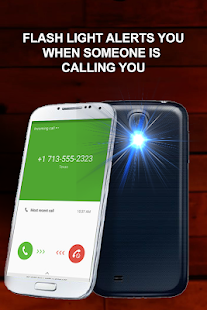 Download Full Flash On Call and Sms : Flash Alerts On Call 1.0.9 APK