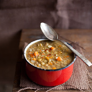Laila's Arabic Lentil Soup