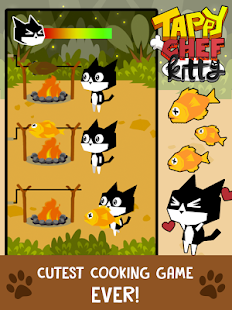 Tappy Chef Kitty - náhled