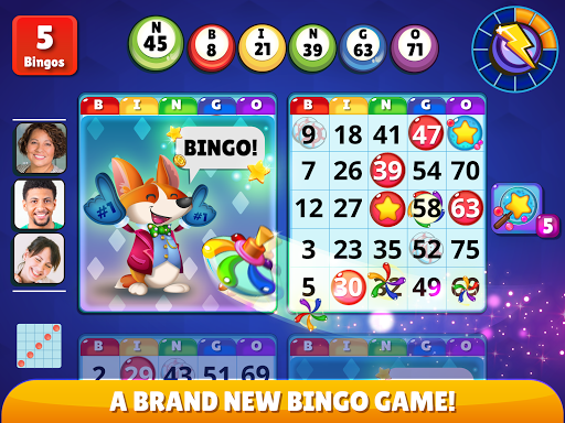 Bingo Town - Live Bingo Games for Free Online screenshots 7