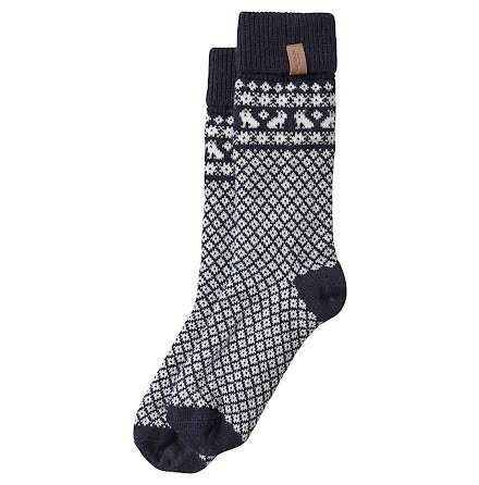 Holebrook Beatrix raggsocka navy off white