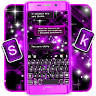 com.ikeyboard.theme.neon.purple.bright