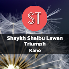 Shaykh Abubakar Shuaibu Lawan Triumph dawahBox Download on Windows