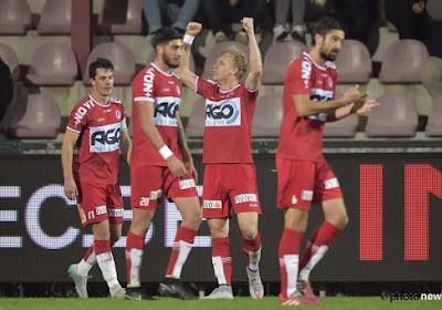 KV Kortrijk wipt over Sporting Charleroi naar plaats 7 in de Jupiler Pro League