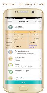 Invoices & Estimates - náhled