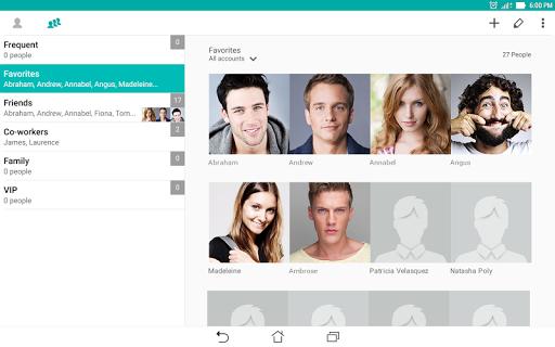 ZenUI Dialer & Contacts screenshot 5
