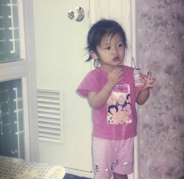 oh my girl arin baby2
