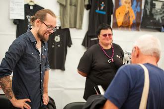 Photo: JP Ahonen oli innoissaan kun uusi albumi kiinnosti monia