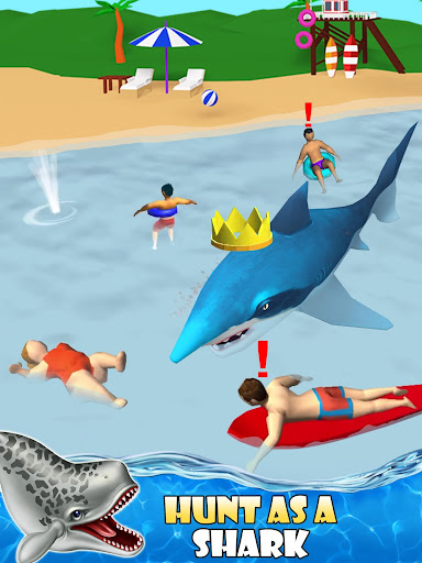 Shark Attack screenshot 2