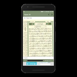 MumineenApp Quran - Sipara 30 - náhled