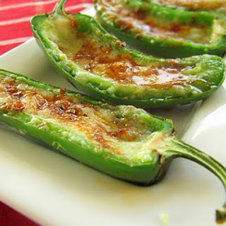 Stuffed Grilled Jalapenos