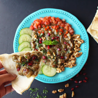 Eggplant Dip Without Tahini Recipes