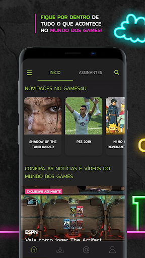 Baixar Vivo Games4U para Android no Baixe Fácil!