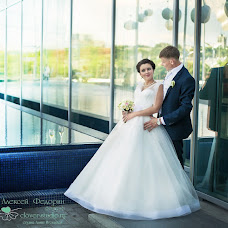 Wedding photographer Aleksey Fedorin (alexkoxxx). Photo of 14.09.2013