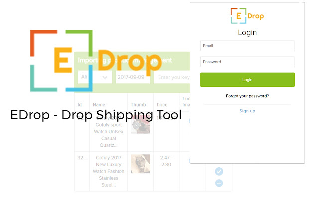 EDrop - Drop Shipping Tool