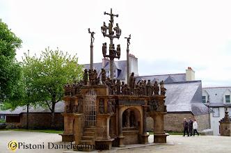 Photo: Calvario o recinto parrocchiale