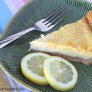 Lemon & Honey Tart.