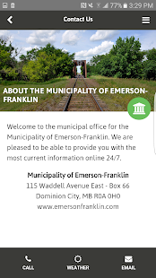 Emerson-Franklin- screenshot thumbnail