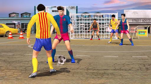 Street Soccer League 2020: Play Live Football Game 2.4 screenshots 2