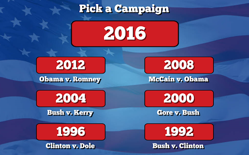 Campaign Manager - An Election Simulator- screenshot thumbnail