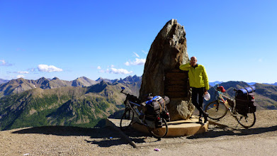 Photo: Cime de la Bonette/2802m/ https://www.youtube.com/watch?v=cXrkTpBA9vg