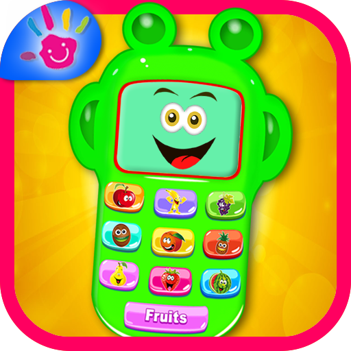 Baby Phone Learning Game For Kids Icon