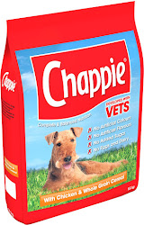 Chappie Dry Chicken And Wholegrain Cereal - 15kg