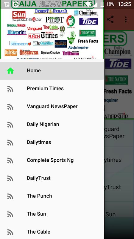 Nigerian Newspapers Free APK Latest Version Download - Free News