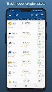 Crypto App - Widgets, Alerts, News, Bitcoin Prices 2.4.3