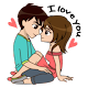 Love Story Stickers - WAStickerApps Download on Windows