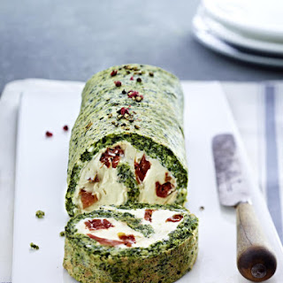 Spinach Swiss Roll