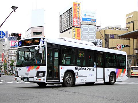 アルピコ交通 長野 1607
