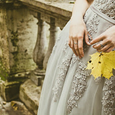 Wedding photographer Kupcova Polina (pollycorn). Photo of 23.10.2017