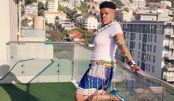 "Candy ""Tsa Mandebele"" Mokwena says she has learnt to accept her son's death."
