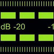 Decibel Sound Level Reader