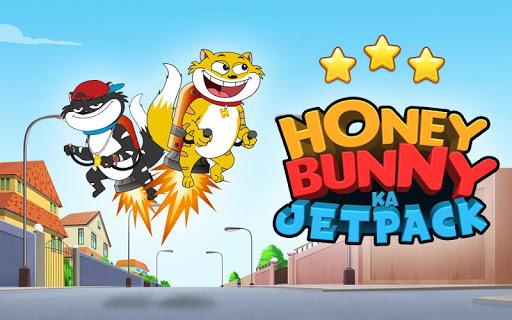 Honey Bunny Ka Jetpack screenshot 14