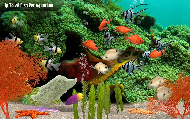 MyReef 3D Aquarium - screenshot