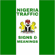 Nigeria Traffic Signs and Meanings
