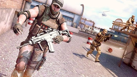 Special Ops Strike - Action Games 2020 Screenshot