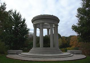 Photo: Mary Baker Eddy memorial