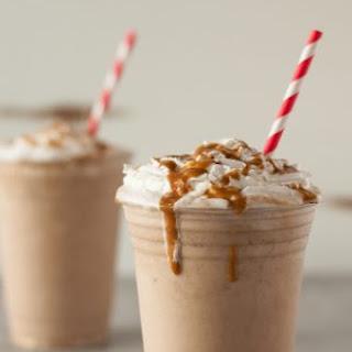 Vegan Salted Caramel Frappuccino