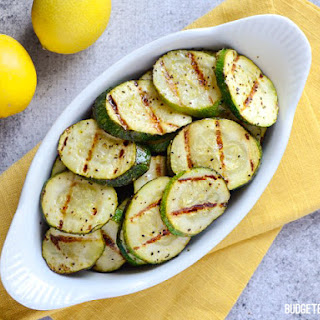 Lemon Pepper Zucchini